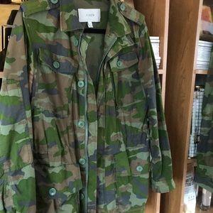 J.Crew Jackets & Coats - J.Crew lightweight jacket